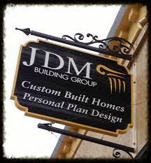 JDM Building Group Logo